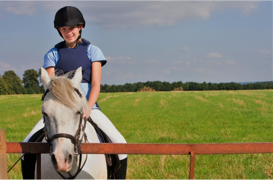 protective gear for horse rider